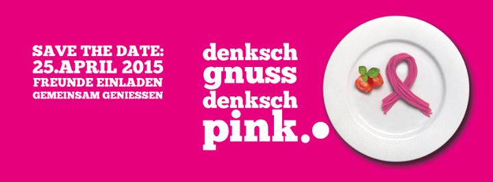 denksch gnuss, denksch pink.